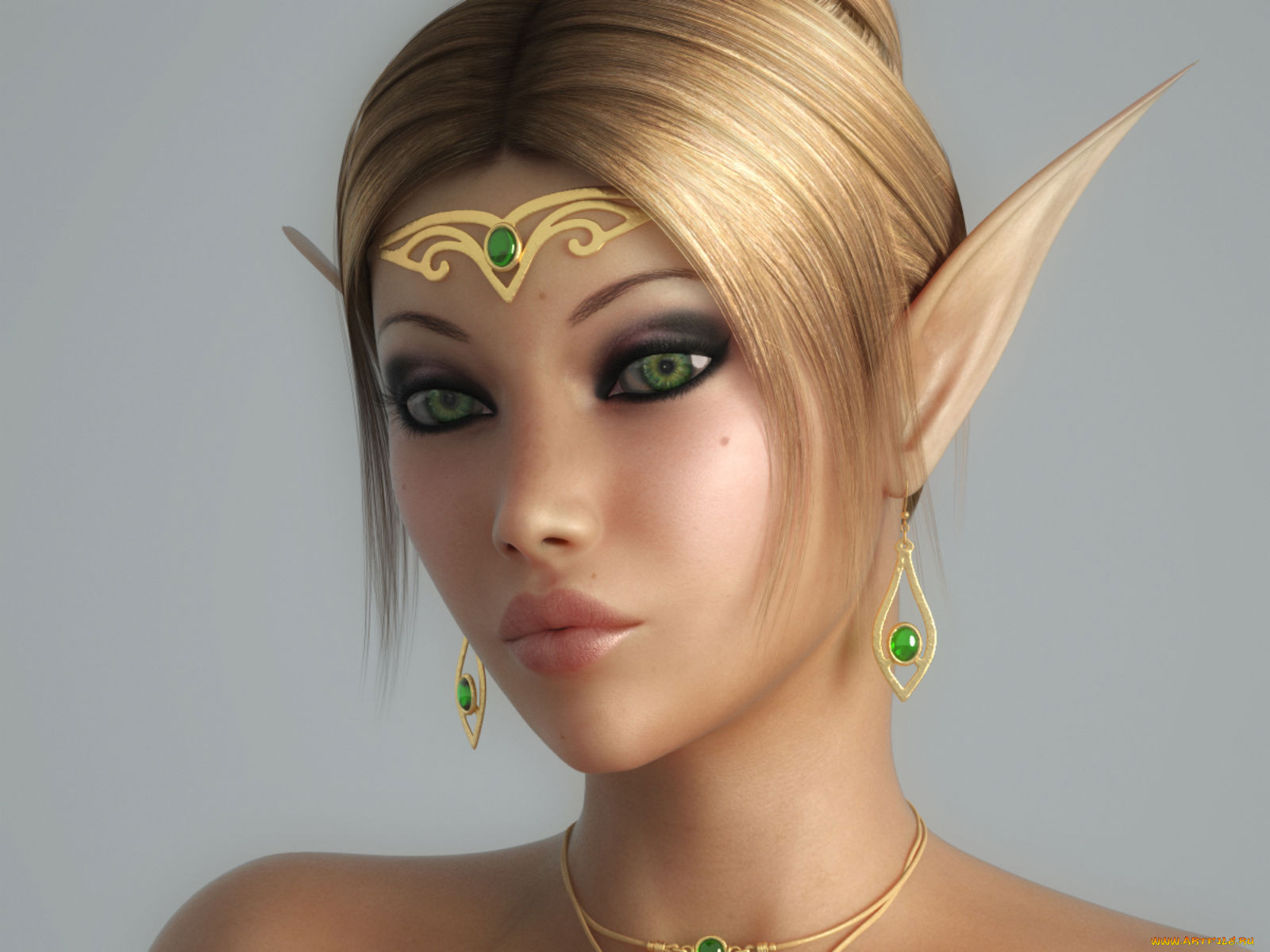 Cgi elf sexual thumbs